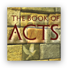 The Book of Acts cover art